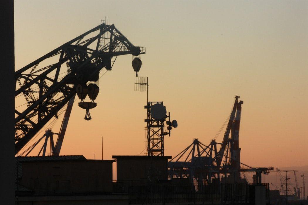 La visibilidad de los puertos del sur de Europa, como el de Génova, en la imagen, forma parte de los objetivos del proyecto. [Imagen de Francesco Boncompagni]
