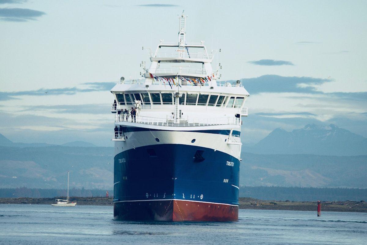 Estas cuatro palancas están cambiado de manera radical la actividad logística y portuaria. (Imagen de Julie North)