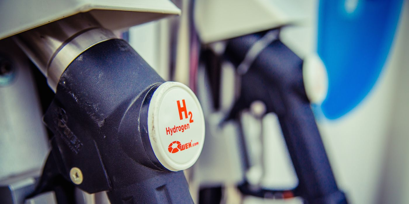 Hydrogen is the fuel of the future. (Image by Robin De Raedt)