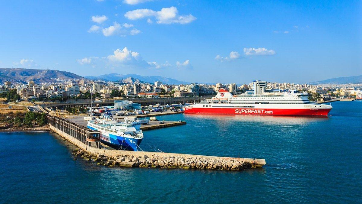 En solo 5 años el Puerto del Pireo ha pasado de ser un pequeño puerto al principal de la región con un tráfico superior a los cinco millones de contenedores. (Trip2Athens)