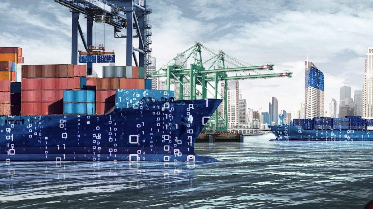 El puerto de Rotterdam está desarrollando una infraestructura específica para los flujos entre terminales. (Puerto de Rotterdam)