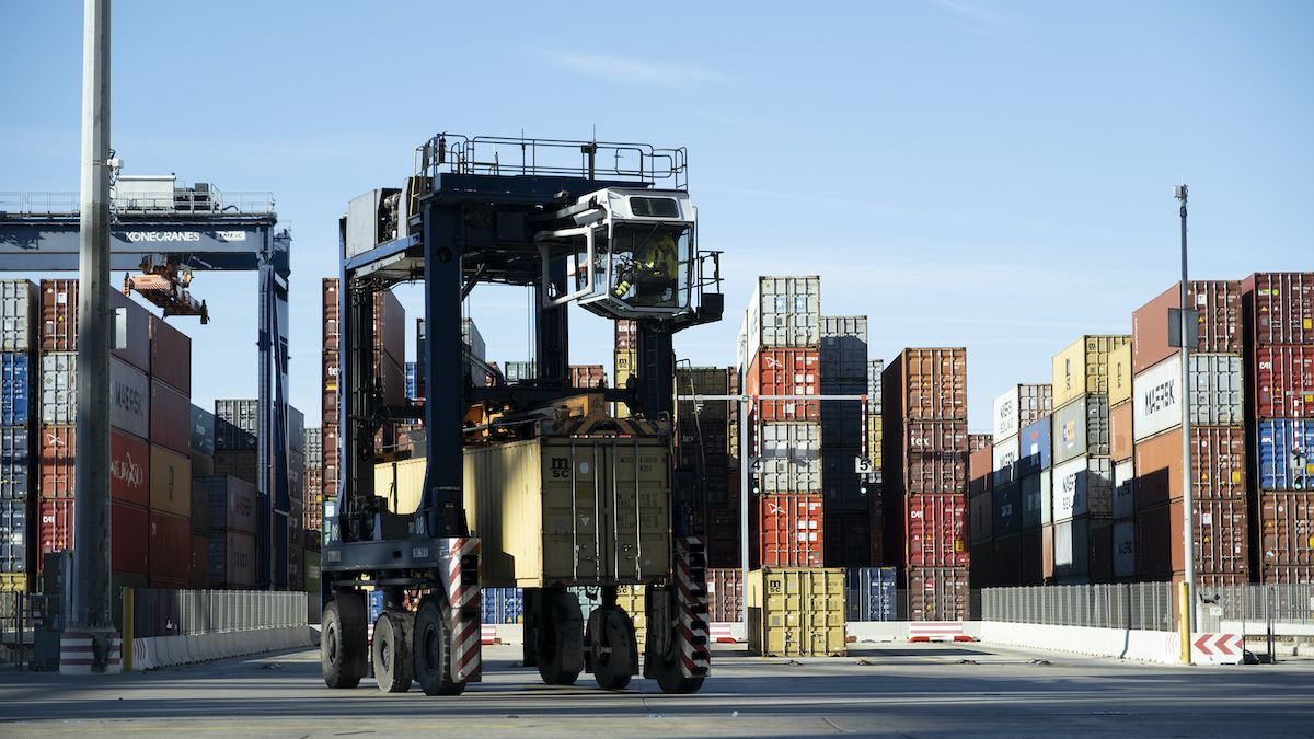 Smart Ports is a union that enables ports to make innovations that improve processes. (Port of Barcelona)