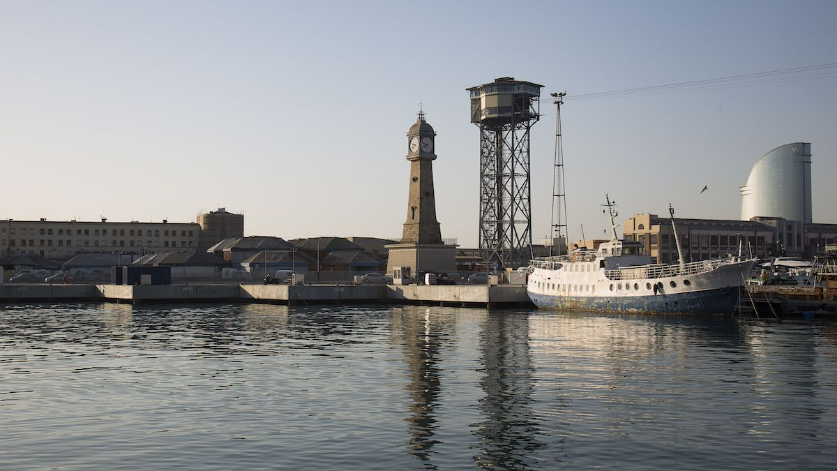 The Creators pilot includes the Llotja and ice factory, amongst other facilities. (Port de Barcelona)