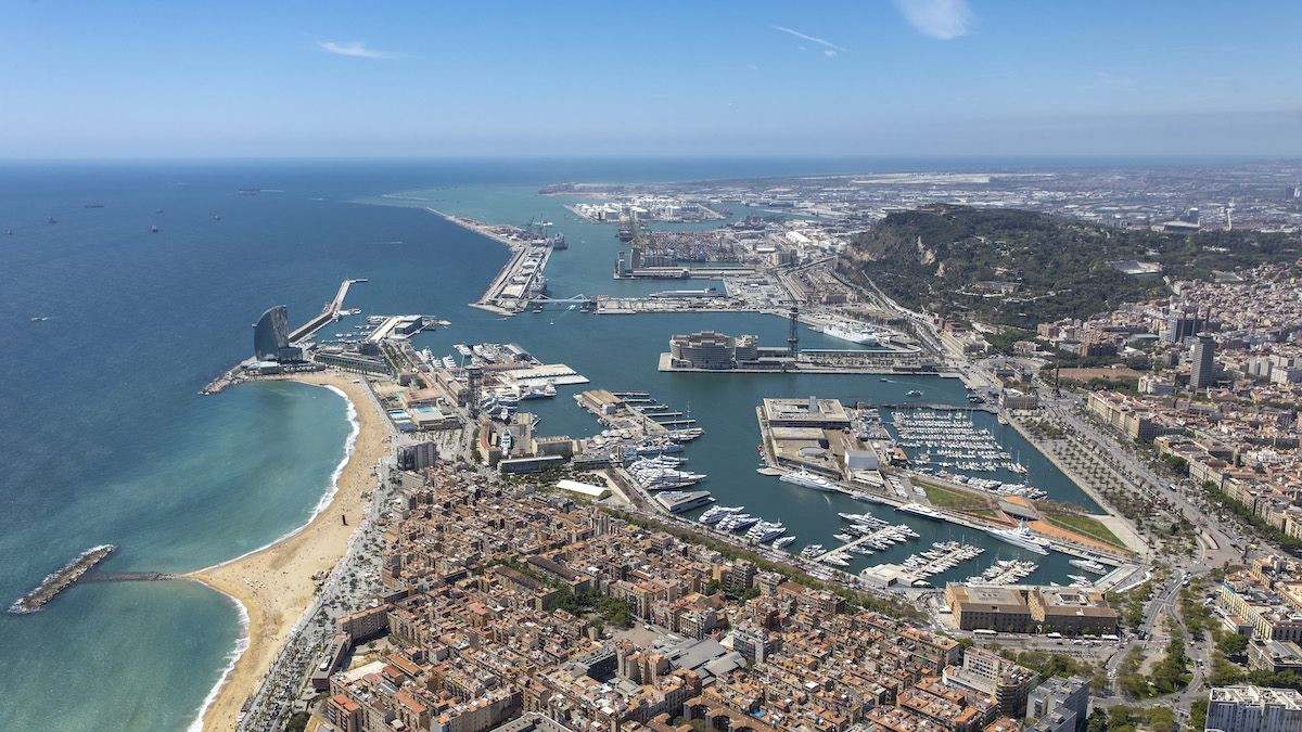 The initial installation in the Moll de Pescadors expects to increase self-consumption of renewables from 44% to 68%. (Port of Barcelona)