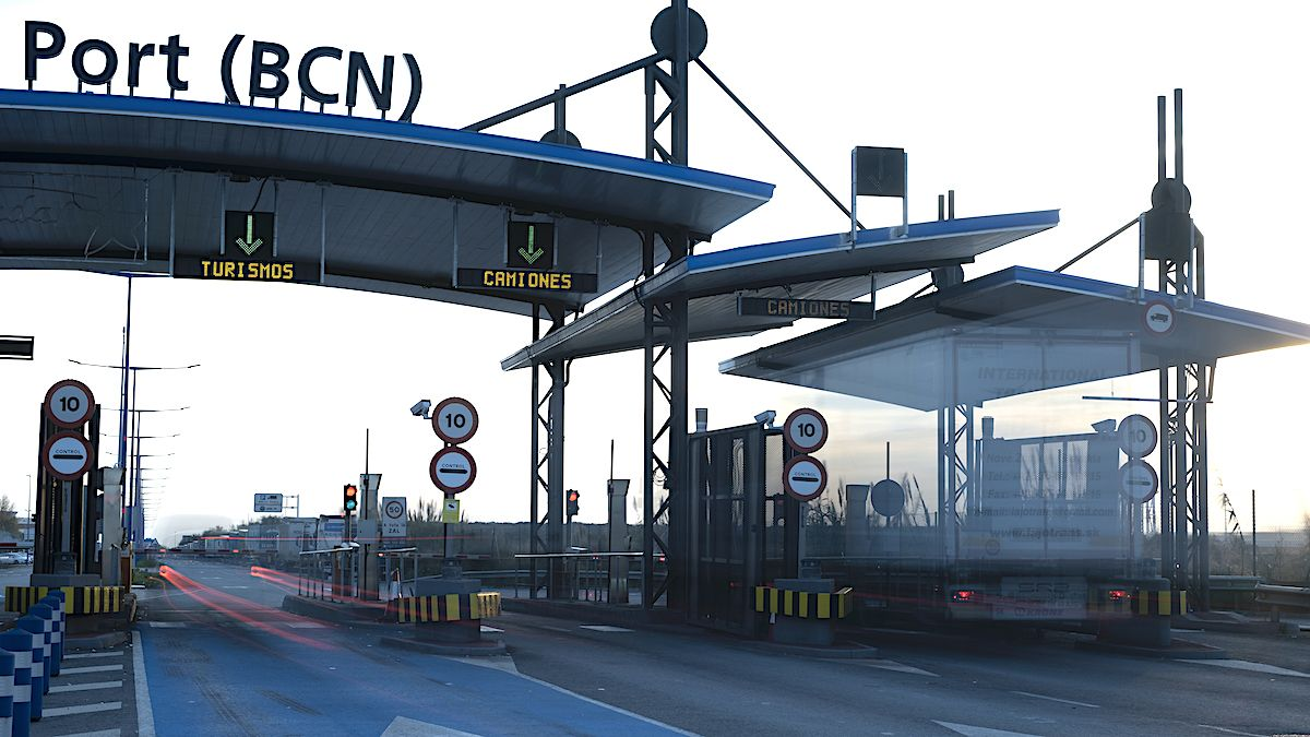 The introduction of technologies such as Artificial Intelligence (AI) allows to interpret the data generated by interactions with clients. (Port of Barcelona)