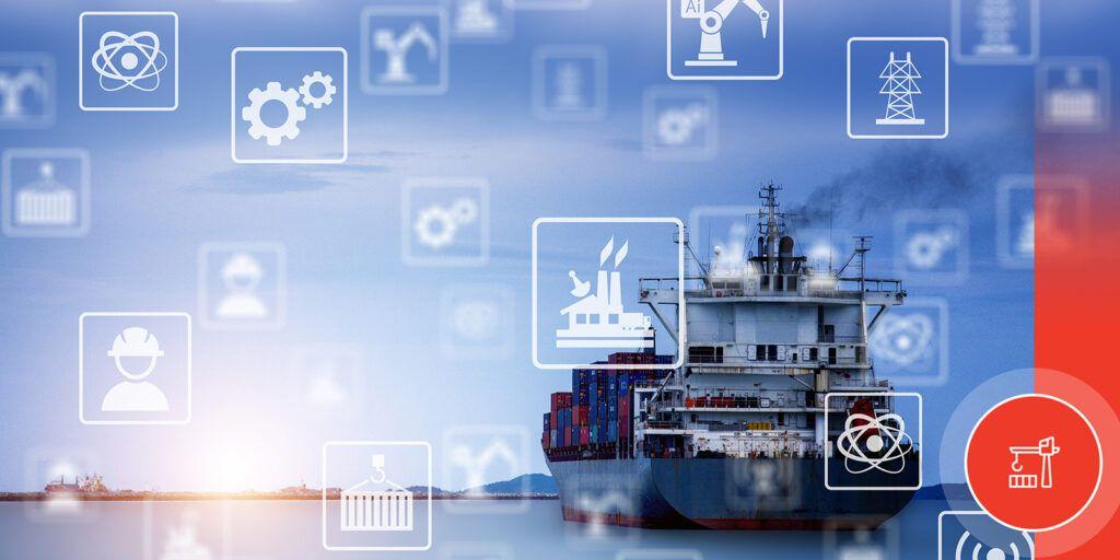 La digitalización de los documentos agiliza el trabajo de cargadores, transportistas, transitarios, terminales, puertos y autoridades. (GettyImages/PierNext)