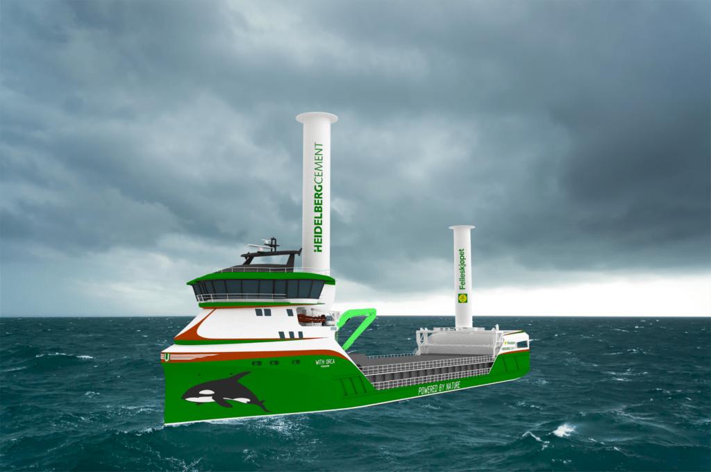 Las características del hidrógeno precisan de consideraciones de diseño especiales. (Norwegian Ship Design)