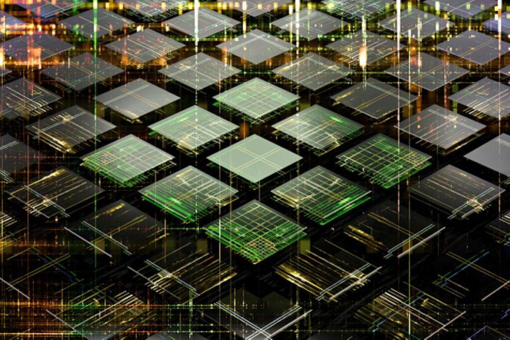 The race to develop quantum computers is led by IBM, Google and Intel. (GettyImages)