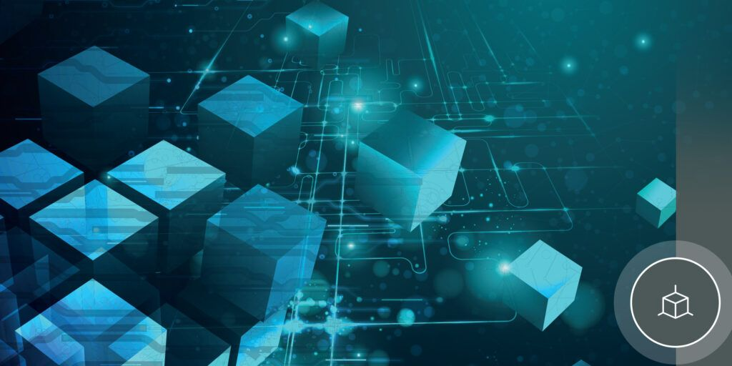 Blockchain is a read-only peer-to-peer distributed ledger containing encrypted information structured in blocks. (GettyImages / PierNext)
