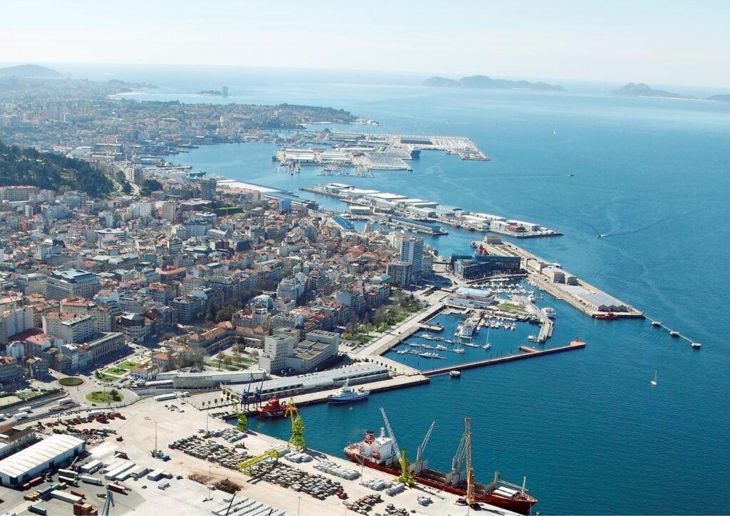 El plan de acción vigués se basa en la integración entre el puerto y las empresas y colectivos que operan en el espacio portuario con la ciudad. (Autoridad Portuaria de Vigo)