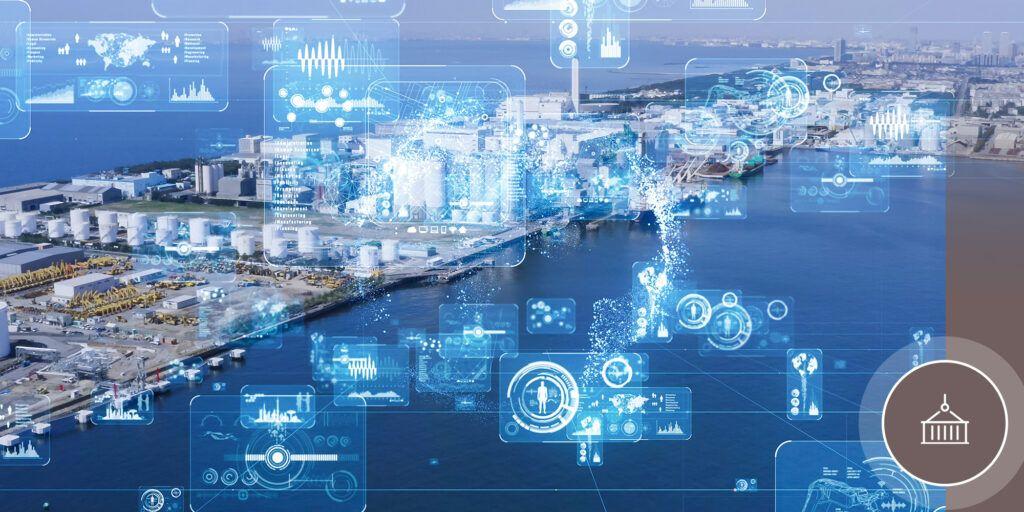 El gemelo digital, que utiliza datos en tiempo real para predecir cómo funcionará un producto o proceso, es un elemento clave en la transición de manual a automatizado. (PierNext/GettyImages)